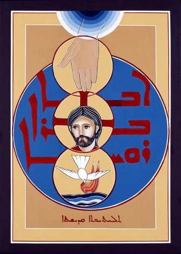 Abdo Badwi: Dreifaltigkeit