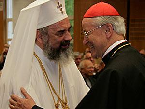 Rumänischer Patriarch in Österreich