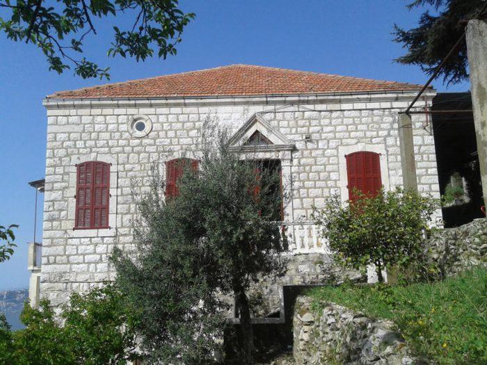 St.-Zacharias-Heim in Harissa (Libanon)