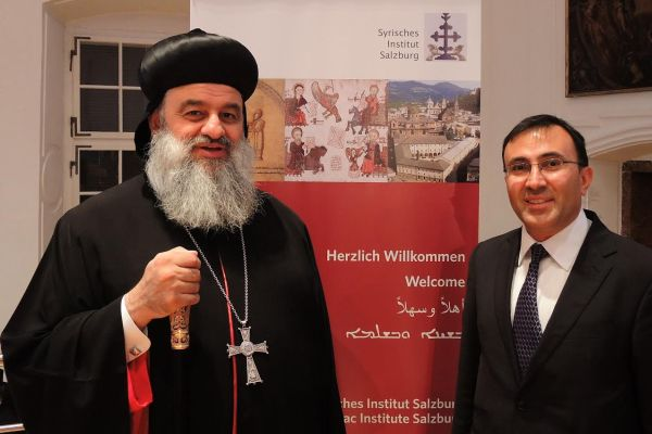 Lehrgang Syrische Theologie in Salzburg – Akademischer Festakt am 20. Oktober 2015