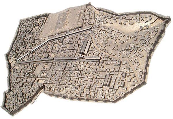 jerusalem-modell