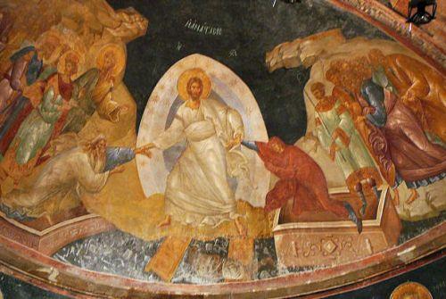 Das Osterbild der Ostkirche