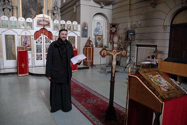 Serbisch-orthodoxe Gemeinde Innsbruck
