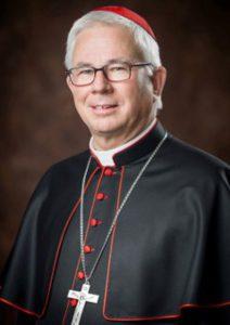 Erzbischof Dr. Franz Lackner OFM