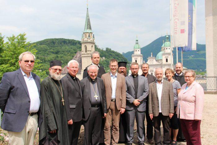 APW-Vorstand 2017 (Bild: Kurt Sonneck/Pressestelle der Erzdiözese Salzburg)