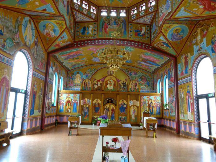 serbisch orthodoxe kirche in salzburg liefering geweiht. Black Bedroom Furniture Sets. Home Design Ideas
