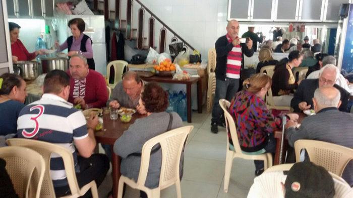 Suppenküche Beirut 2018