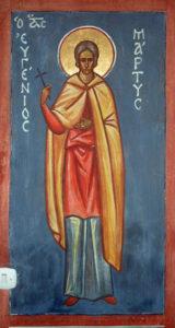 Ikone Eugenius