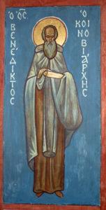 Ikone Benedikt