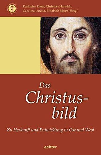 Buchcover: Christusbild
