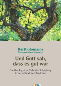 Buchcover Bartholomaios