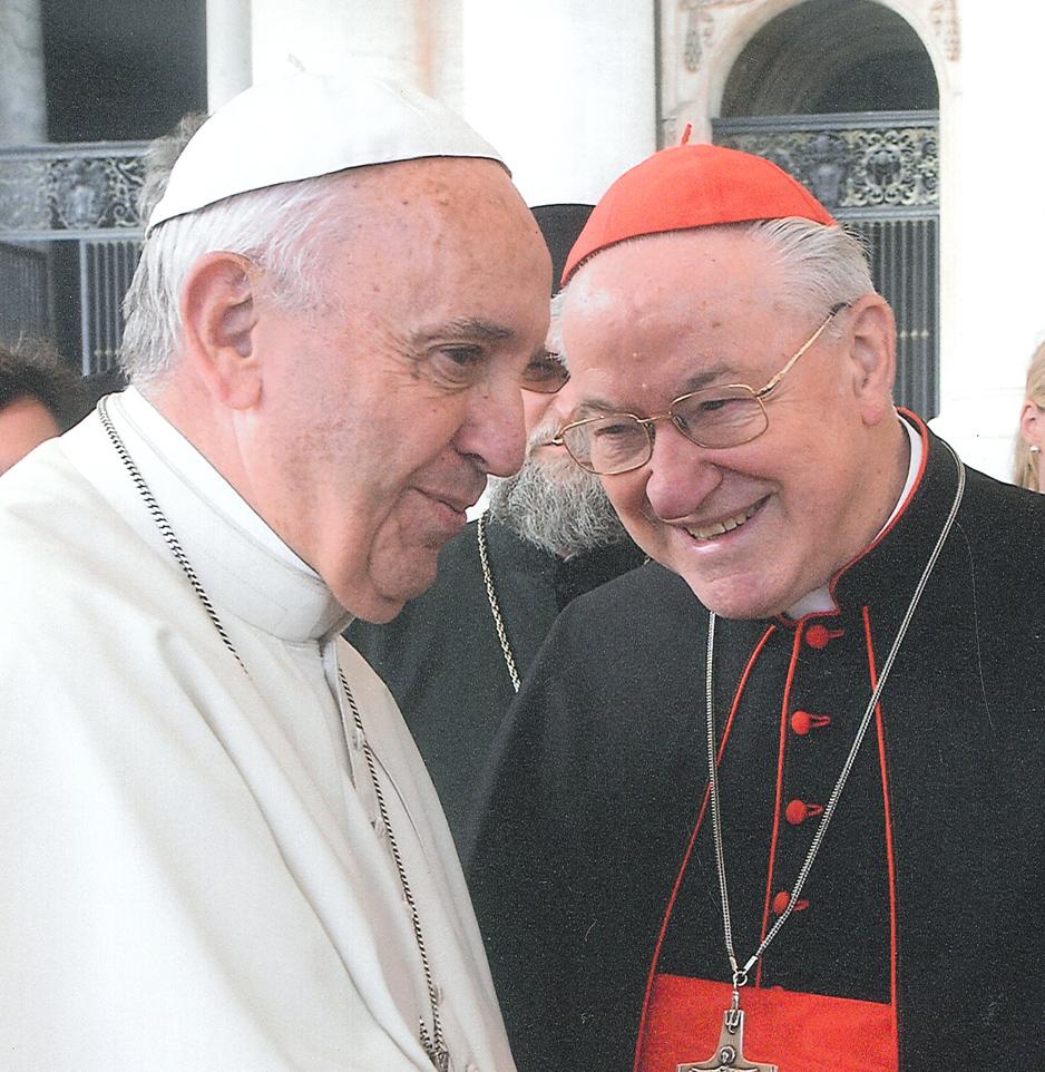Erzbischof em. Alois Kothgasser