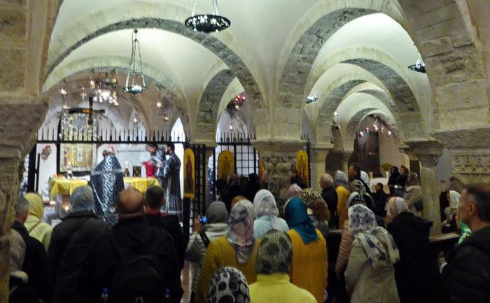 Unterkirche Bari