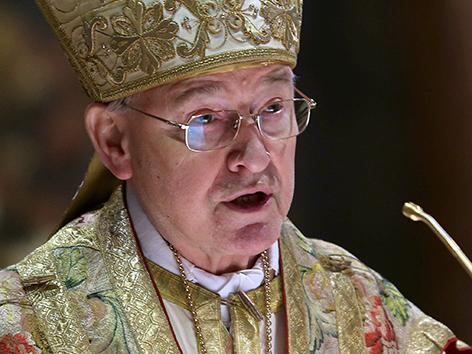 Erzbischof em. Alois Kothgasser SDB - APA-Foto: Franz Neumayr