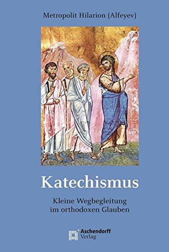Buchcover Katechismus Hilarion Alfeyev
