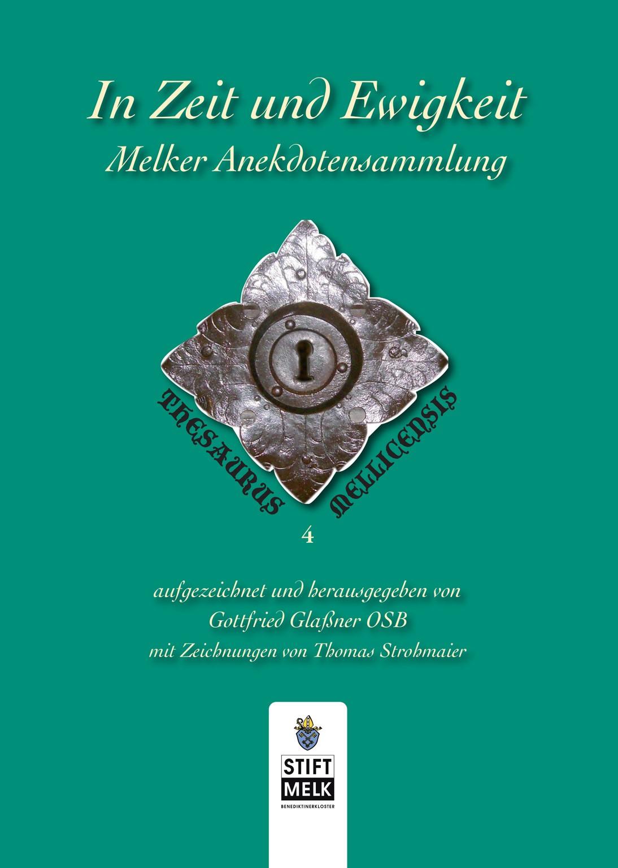 Buchcover Glaßner: In Zeit und Ewigkeit