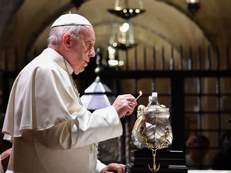 Friedensgebet für den Orient – Runder Tisch der Patriarchen