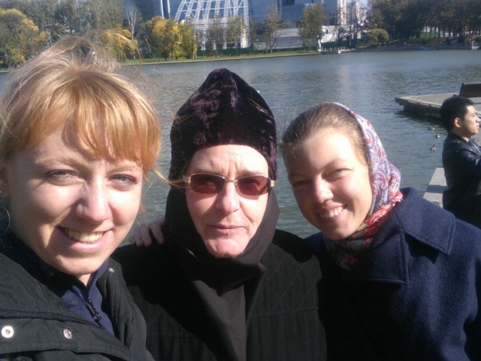 Minsk Selfie