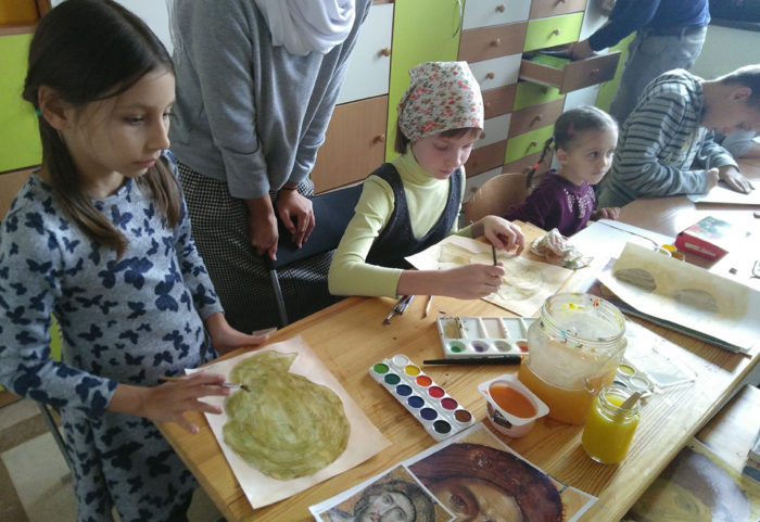 Minsk Ikonenmalkurs