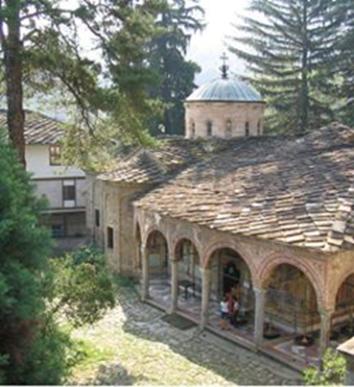 Klosterkirche Trojan