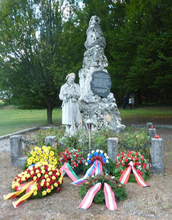 Russenfriedhof Spratzern
