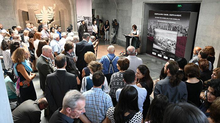 Ausstellung Jerewan