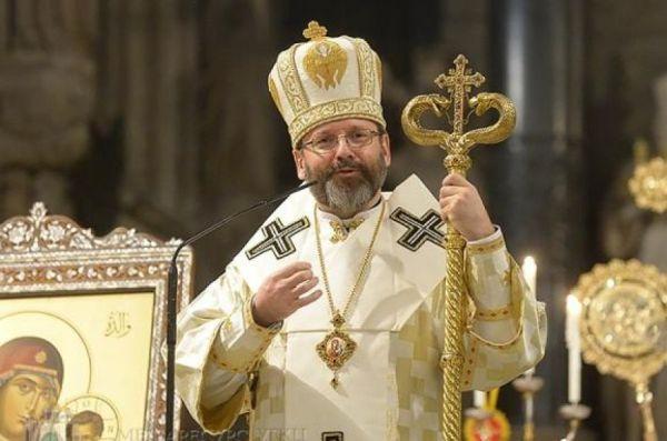 Großerzbischof Sviatoslav Shevchuk