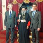 Äthiopien: Besuch bei Patriarch Mathias