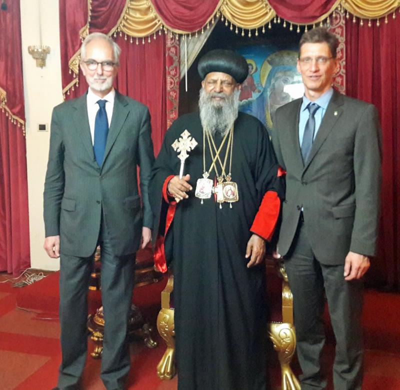 Äthiopien – Schritte zur Versöhnung am Horn von Afrika