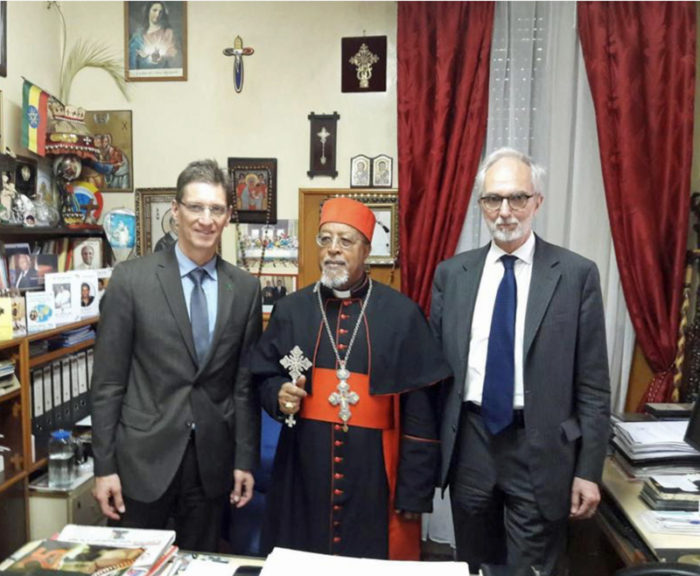 Kardinal Berhaneyesus D. Souraphiel