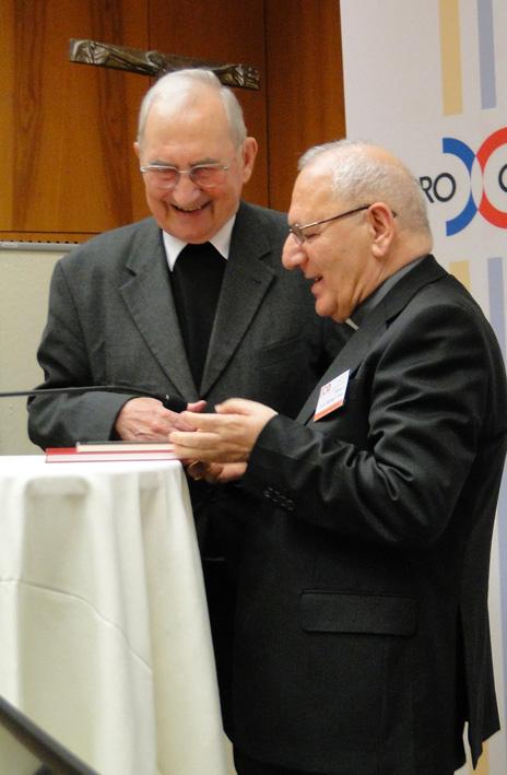 90. Geburtstag Prof. Hans Hollerweger