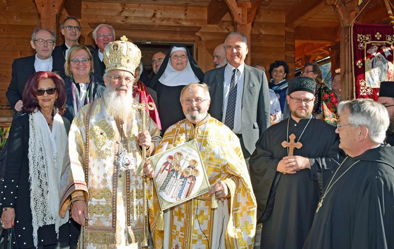 10 Jahre rumänisch-orthodoxe Kirche Salzburg-Schallmoos