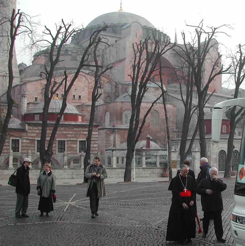 Hagia Sophia - PRO ORIENTE-Reise