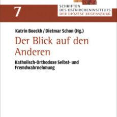 """Buchbesprechung Boeckh/Schon: """"Der Blick auf den Anderen"""""""