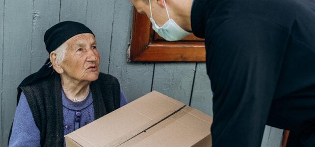 Hilfsaktion Ivano-Frankisvk
