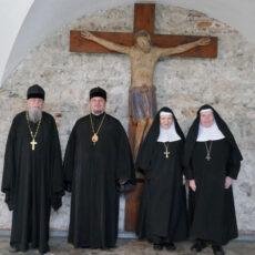 Russisch-orthodoxer Bischof Aleksij (Zanochkin) besucht Salzburg und das Stift Melk